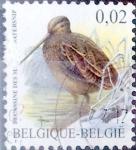Sellos de Europa - Bélgica -  Intercambio 0,20 usd 2 cent. 2003