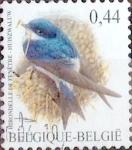 Sellos de Europa - Bélgica -  Intercambio 0,25 usd 44 cent. 2003