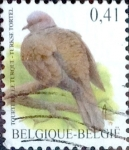 Stamps : Europe : Belgium :  Intercambio m4b 0,20 usd 41 cent. 2002