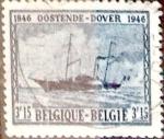 Sellos de Europa - Bélgica -  Intercambio 0,20 usd 3,15 fr. 1946