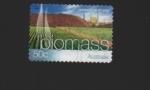 sellos de Oceania - Australia -  biomasa