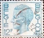 Sellos de Europa - Bélgica -  Intercambio 0,20 usd 12,00 fr. 1972