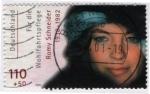 Sellos de Europa - Alemania -  Romy Schneider