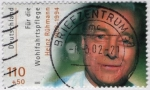 Sellos de Europa - Alemania -  Heinz Rühmann