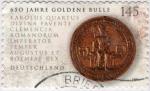 Sellos de Europa - Alemania -  Goldene bulle