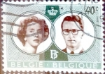 Sellos de Europa - Bélgica -  Intercambio 0,20 usd 40 cents. 1960