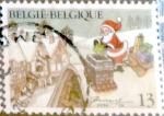 sellos de Europa - Bélgica -  Intercambio 0,65 usd 13,00 fr. 1994
