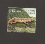 Stamps El Salvador -  Escorpión nocturno del Pacífico