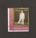 Stamps El Salvador -  Monseñor Oscar Romero