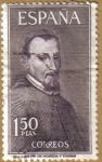 Stamps Spain -  Cardenal Belluga