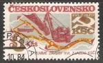 Sellos de Europa - Checoslovaquia -  XVI. Congreso del Partido Comunista