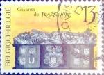 Sellos de Europa - Bélgica -  Intercambio 0,50 usd 13,00 fr. 1988