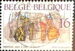 Sellos de Europa - Bélgica -  Intercambio 0,70 usd 16,00 fr. 1994