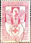 sellos de Europa - Bélgica -  Intercambio 0,20 usd 2,00 fr. 1956