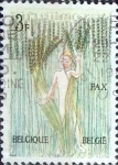sellos de Europa - Bélgica -  Intercambio 0,20 usd 3,00 fr. 1963