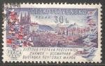 Sellos de Europa - Checoslovaquia -  Hradčany, Prague