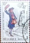 Sellos de Europa - Bélgica -  Intercambio 0,25 usd 10,00 fr. 1982