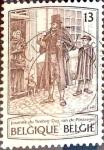 Sellos de Europa - Bélgica -  Intercambio 0,60 usd 13,00 fr. 1988