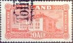 Stamps : Europe : Iceland :  Intercambio jxa 0,80 usd 20 aurar  1925