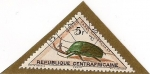 Stamps Africa - Central African Republic -  macrorhina sp