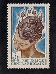 Stamps Africa - Central African Republic -