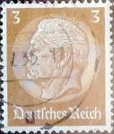 Sellos de Europa - Alemania -  Intercambio 0,45 usd 3 pf. 1933