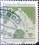 Sellos de Europa - Alemania -  Intercambio 0,20 usd 30 pf. 1966