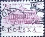 sellos de Europa - Polonia -  Intercambio 0,20 usd 2,50 zl. 1965