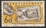 Stamps Czechoslovakia -  Exposición Filatélica Nacional de Bratislava