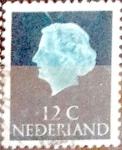 sellos de Europa - Holanda -  Intercambio 0,20 usd  12 cents. 1953