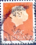 Stamps Netherlands -  Intercambio 0,20 usd  30 cents. 1953