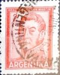 Sellos de America - Argentina -  Intercambio 0,20 usd  2 pesos 1961