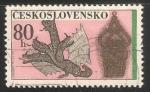Stamps Czechoslovakia -  Dragon