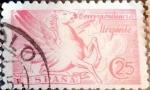 Sellos de Europa - España -  Intercambio 0,20 usd  25 cents. 1942