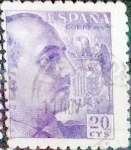 Sellos de Europa - España -  Intercambio 0,20 usd 20 cents. 1940