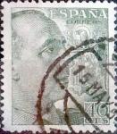 sellos de Europa - España -  Intercambio 0,20 usd 40 cents. 1940