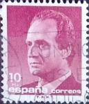 Stamps Spain -  Intercambio 0,20 usd 10 ptas. 1985