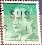Stamps Spain -  Intercambio 0,20 usd 45 ptas. 1985