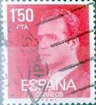 Sellos de Europa - España -  Intercambio 0,20 usd 1,50 ptas. 1977