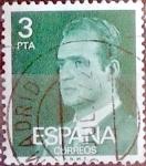 Stamps Spain -  Intercambio 0,20 usd 3,00 ptas. 1977
