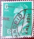 sellos de Europa - España -  Intercambio 0,20 usd 6,00 ptas. 1977