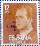 Stamps Spain -  Intercambio 0,20 usd 12,00 ptas. 1977