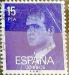 sellos de Europa - España -  Intercambio 0,20 usd 15,00 ptas. 1977