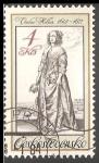Sellos de Europa - Checoslovaquia -  Václav Hollar