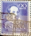 Sellos de Europa - España -  Intercambio 0,20 usd 20 cents. 1950