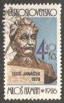 Sellos de Africa - Checoslovaquia -  Leos  Janáček