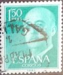 Sellos de Europa - España -  Intercambio 0,20 usd 1,50 ptas. 1956