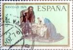 Stamps Spain -  Intercambio 0, 20 usd 3 ptas. 1976