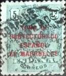 sello : Europa : España : Intercambio mas 0,20 usd 5 cents. 1916