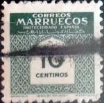 Sellos de Europa - España -  Intercambio 0,20 usd 10 cents. 1953